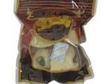 Nấm linh chi Hàn Quôc nguyên tai túi nâu