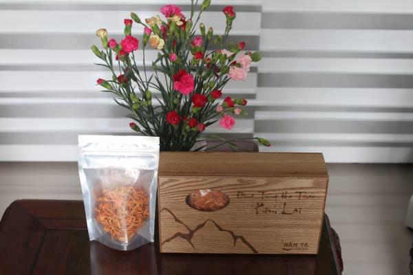 Đông trùng hạ thảo của Viết Nam 100% nguyên chất