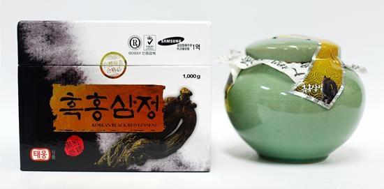 한국 고흑삼