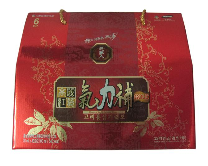 Korean Red Ginseng Giryeokbo
